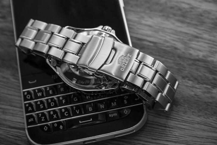 Đồng hồ nam Orient FAA02005D9 giá rẻ, thay pin miễn phí - Ảnh 4