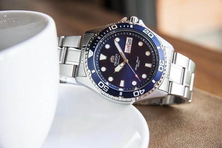 Đồng hồ nam Orient FAA02005D9 giá rẻ, thay pin miễn phí - Ảnh 5