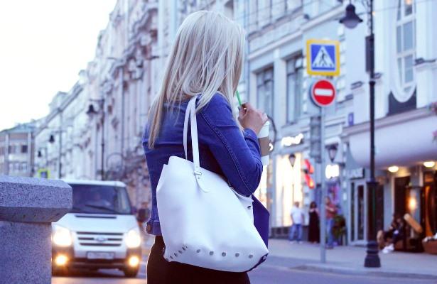 thời trang túi xách công sở 1 shoulder