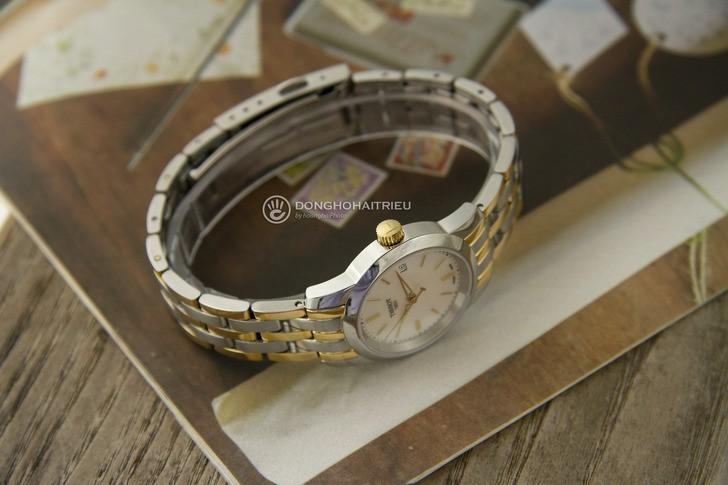 Đồng hồ Tissot T033.210.22.111.00: Dây đeo demi nổi bật - Ảnh 5