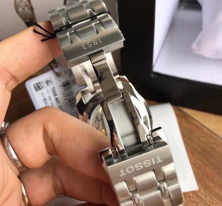Đồng hồ Tissot T035.407.11.031.00 bộ kim phủ lớp dạ quang - Ảnh 4