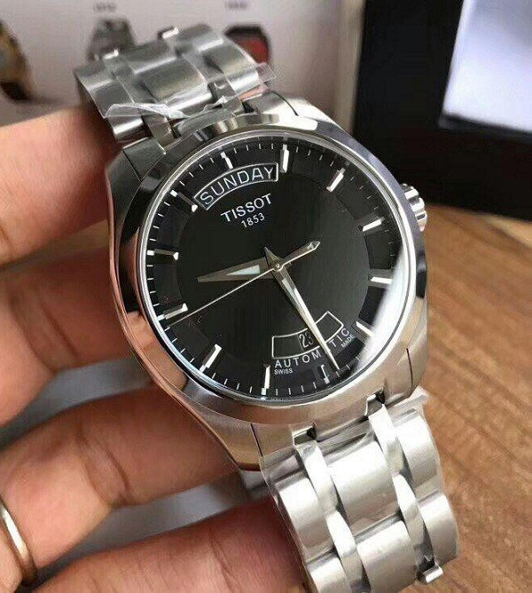Đồng hồ Tissot T035.407.11.051.00 trữ cót mạnh mẽ 40 giờ - Ảnh 1