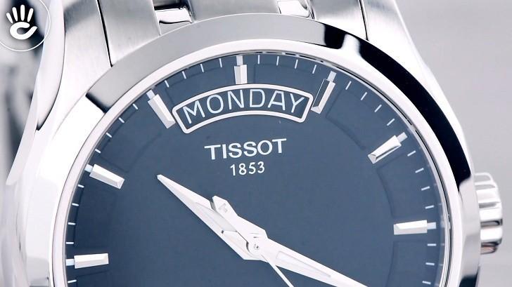 Đồng hồ Tissot T035.407.11.051.00 trữ cót mạnh mẽ 40 giờ - Ảnh 2
