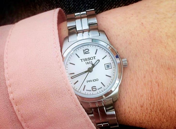 Đồng hồ Tissot T049.210.11.017.00 bộ máy chuẩn Swiss Made - Ảnh 3