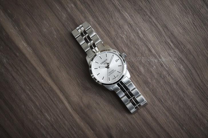 Đồng hồ Tissot T049.407.11.031.00 chống nước lên đến 10ATM - Ảnh 1