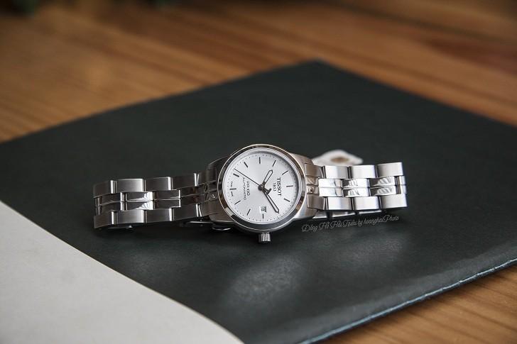 Đồng hồ Tissot T049.407.11.031.00 chống nước lên đến 10ATM - Ảnh 2
