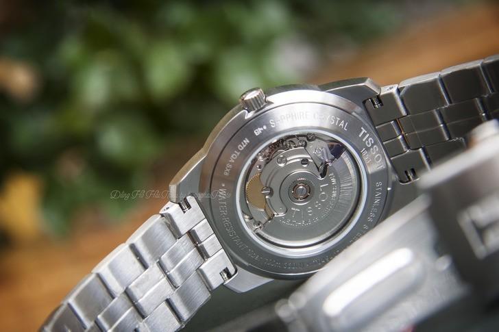 Đồng hồ Tissot T049.407.11.031.00 chống nước lên đến 10ATM - Ảnh 4