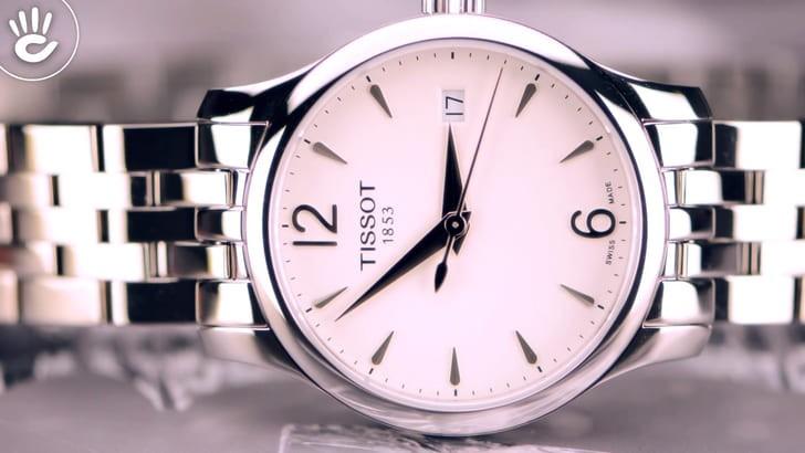 Đồng hồ Tissot T063.210.11.037.00 100% chính hãng Thuỵ Sỹ - Ảnh 1