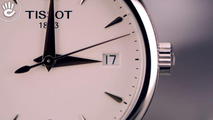 Đồng hồ Tissot T063.210.11.037.00 100% chính hãng Thuỵ Sỹ - Ảnh 3