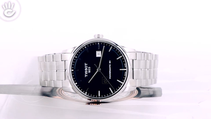 Đồng hồ Tissot T086.407.11.051.00 kính Sapphire chống trầy - Ảnh 1