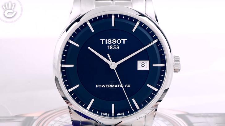 Đồng hồ Tissot T086.407.11.051.00 kính Sapphire chống trầy - Ảnh 3