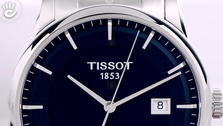 Đồng hồ Tissot T086.407.11.051.00 kính Sapphire chống trầy - Ảnh 2