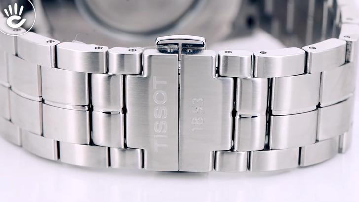 Đồng hồ Tissot T086.407.11.051.00 kính Sapphire chống trầy - Ảnh 4