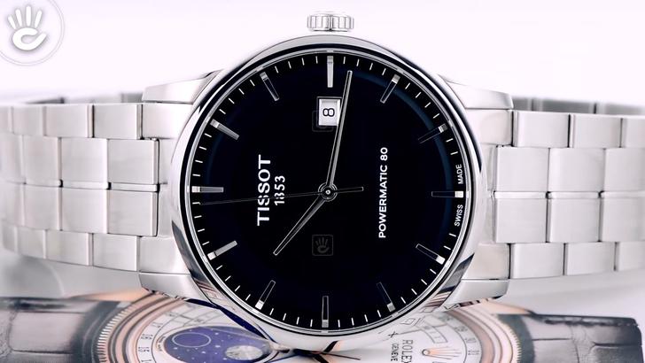 Đồng hồ Tissot T086.407.11.051.00 kính Sapphire chống trầy - Ảnh 5