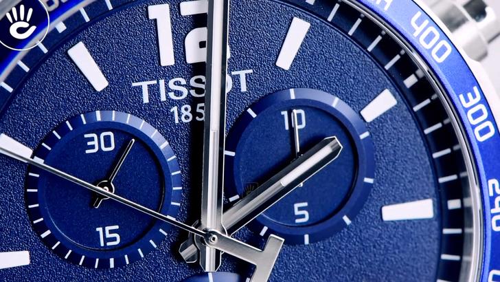 Đồng hồ Tissot T095.417.11.047.00 kháng nước 10ATM bền bỉ - Ảnh 2