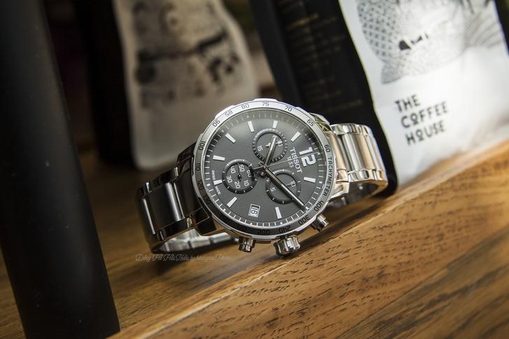 Đồng hồ Tissot T095.417.11.067.00 bộ máy quartz Swiss Made - Ảnh 1