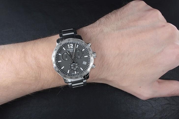 Đồng hồ Tissot T095.417.11.067.00 bộ máy quartz Swiss Made - Ảnh 2