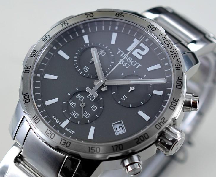 Đồng hồ Tissot T095.417.11.067.00 bộ máy quartz Swiss Made - Ảnh 3