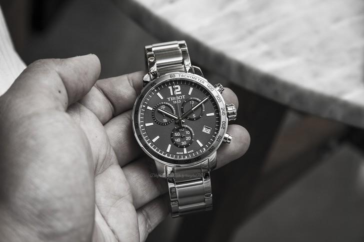 Đồng hồ Tissot T095.417.11.067.00 bộ máy quartz Swiss Made - Ảnh 8