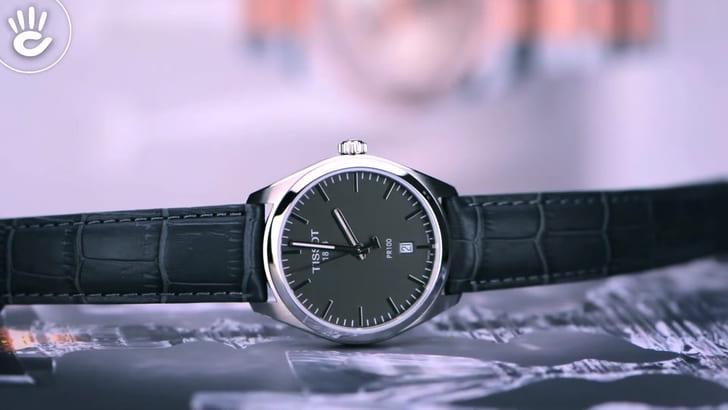 Đồng hồ Tissot T101.410.16.441.00 Swiss Made, bảo hành 4 năm - Ảnh 1