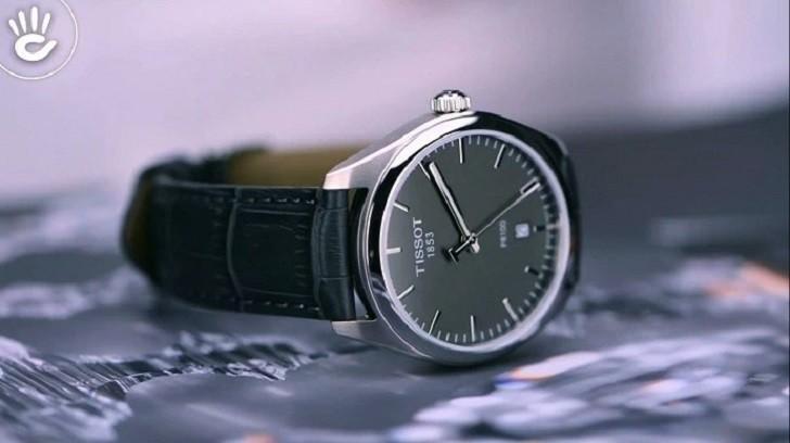 Đồng hồ Tissot T101.410.16.441.00 Swiss Made, bảo hành 4 năm - Ảnh 3