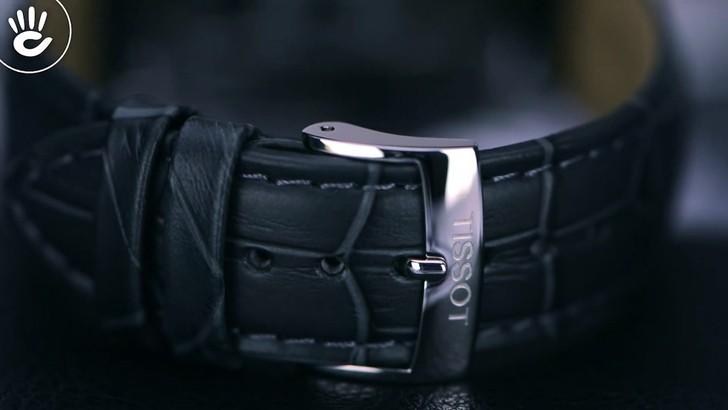 Đồng hồ Tissot T101.410.16.441.00 Swiss Made, bảo hành 4 năm - Ảnh 4