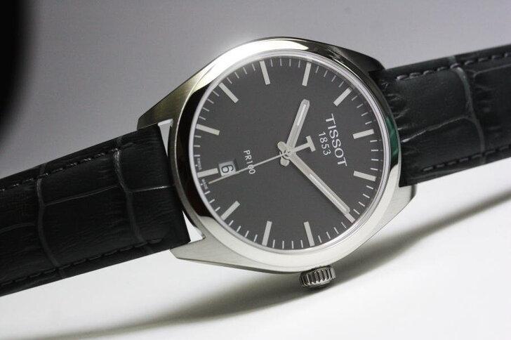 Đồng hồ Tissot T101.410.16.441.00 Swiss Made, bảo hành 4 năm - Ảnh 5