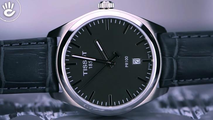 Đồng hồ Tissot T101.410.16.441.00 Swiss Made, bảo hành 4 năm - Ảnh 7