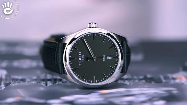 Đồng hồ Tissot T101.410.16.441.00 Swiss Made, bảo hành 4 năm - Ảnh 8