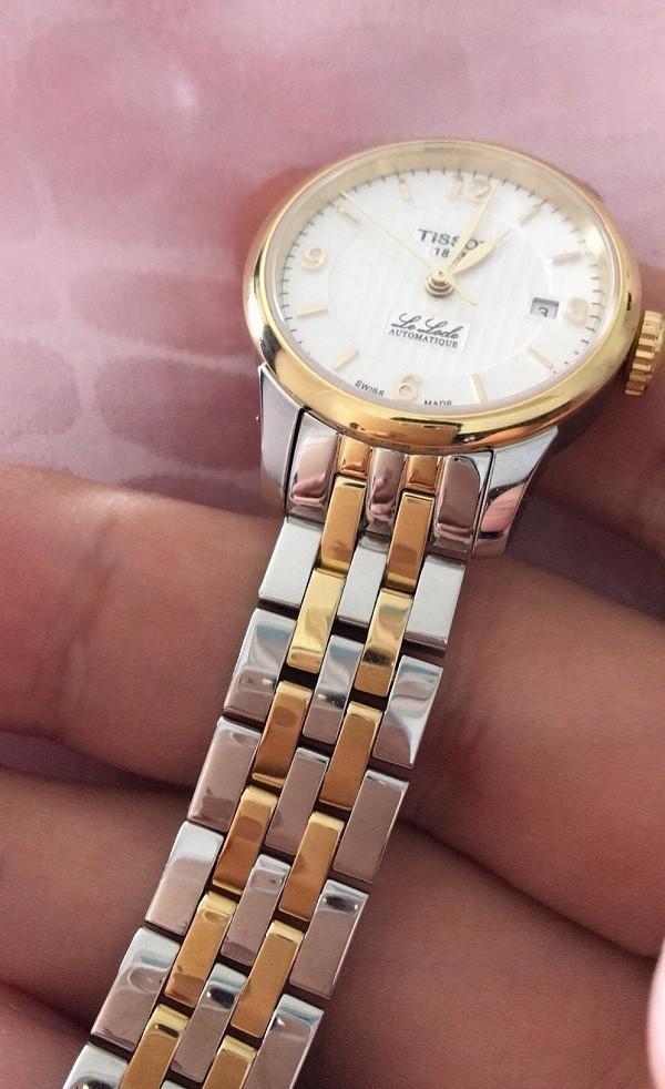 Đồng hồ nữ Tissot T41.2.183.34 trữ cót mạnh mẽ đến 40 giờ - Ảnh 4