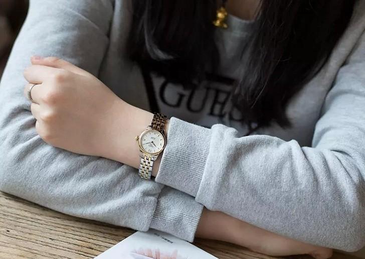 Đồng hồ nữ Tissot T41.2.183.34 trữ cót mạnh mẽ đến 40 giờ - Ảnh 5