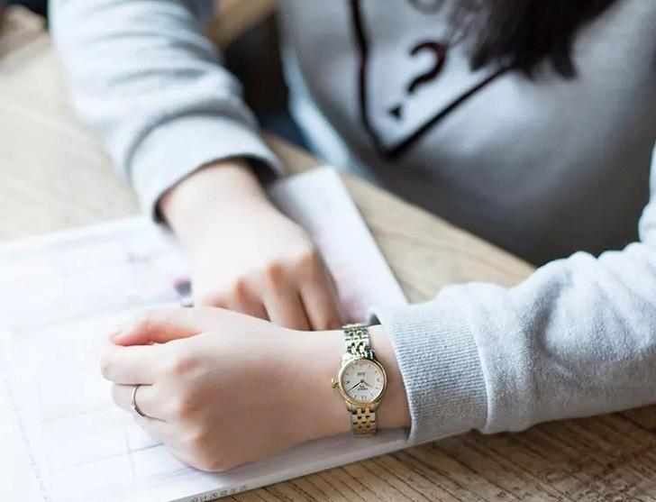 Đồng hồ nữ Tissot T41.2.183.34 trữ cót mạnh mẽ đến 40 giờ - Ảnh 7