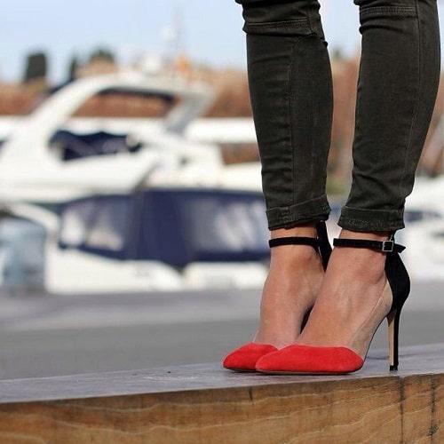 top những đôi giày công sở nữ đẹp nhất hiện nay 10