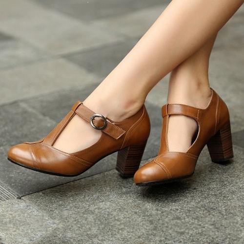 top các thương hiệu giày công sở nữ đẹp 3