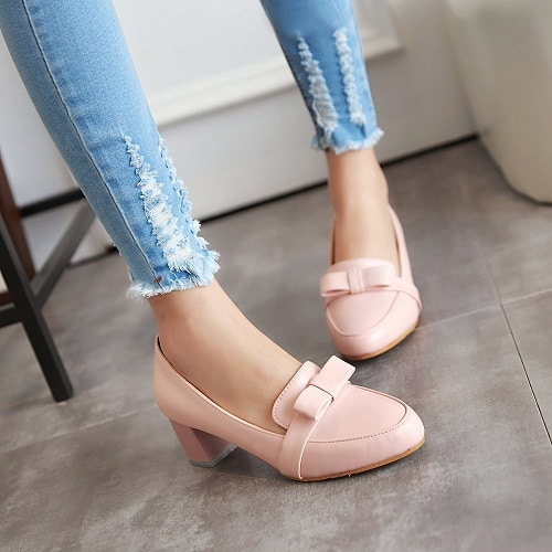 top những đôi giày công sở nữ đẹp nhất hiện nay 9