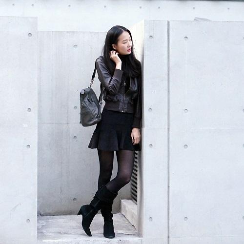 5 cách để mặc trang phục công sở Hàn Quốc thành công nhất 4