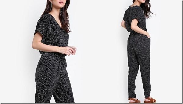 áo liền quần công sở xu hướng thời trang mới 5
