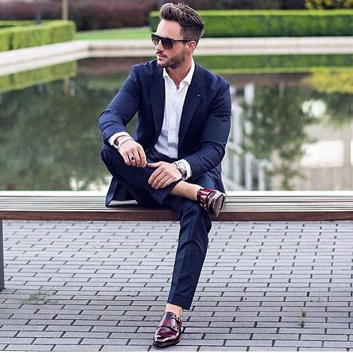 bộ quần áo công sở đẹp cho nam 3