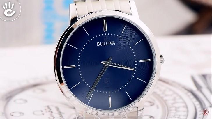 Đồng hồ Bulova 96A188 thiết kế thanh lịch, sang trọng - Ảnh 2