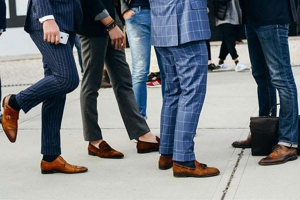 cách mặc đẹp quần tây công sở nam như một quý ông 6