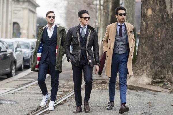 cách mặc đẹp quần tây công sở nam như một quý ông 7