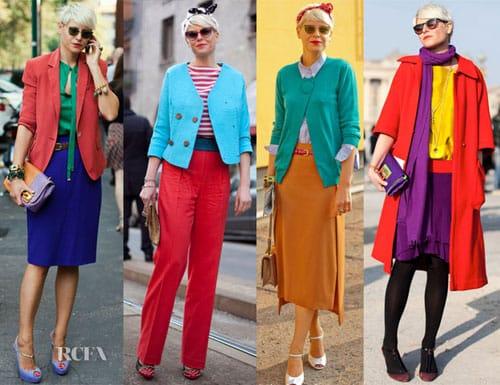cách phối màu quần áo nữ công sở đẹp mắt nhất 4.4