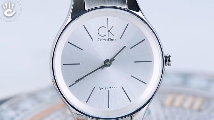 Mẫu Calvin Klein K4323185 sang trọng, chất lượng Swiss Made - Ảnh 3