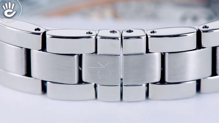 Mẫu Calvin Klein K4323185 sang trọng, chất lượng Swiss Made - Ảnh 5