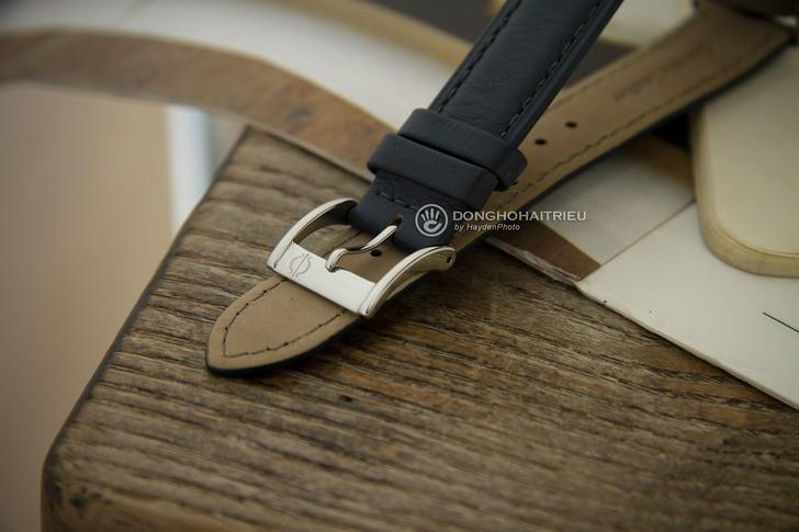 Đồng hồ nam Candino C4618/4 tông xanh nổi bật, lịch lãm - Ảnh 4