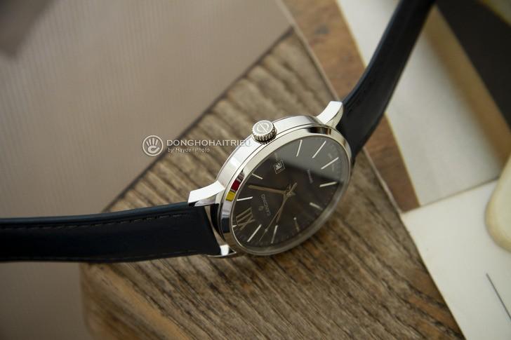 Đồng hồ nam Candino C4618/4 tông xanh nổi bật, lịch lãm - Ảnh 5