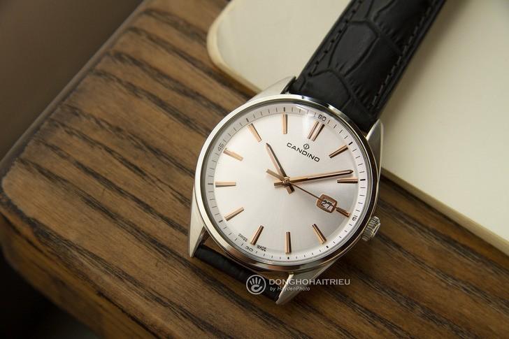 Đồng hồ Candino C4622/1 Thụy Sỹ thay pin miễn phí trọn đời - Ảnh 1
