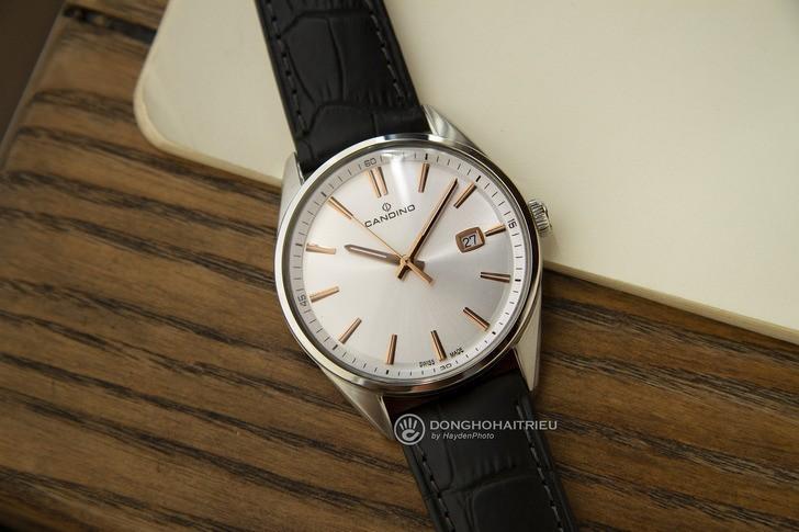Đồng hồ Candino C4622/1 Thụy Sỹ thay pin miễn phí trọn đời - Ảnh 2