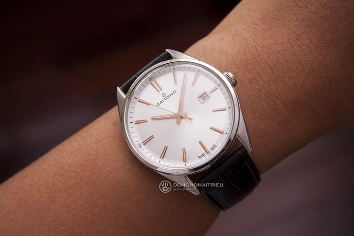 Đồng hồ Candino C4622/1 Thụy Sỹ thay pin miễn phí trọn đời - Ảnh 3