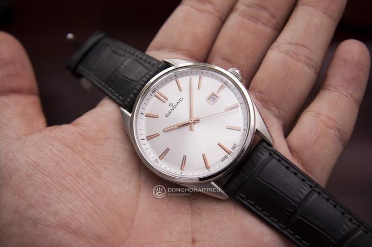 Đồng hồ Candino C4622/1 Thụy Sỹ thay pin miễn phí trọn đời - Ảnh 6